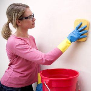 συμβουλές καθάρισμα τοίχου exypnes-idees.gr