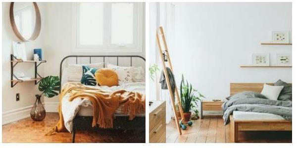 ιδέες για διακόσμηση υπνοδωματίου σε διαμέρισμα