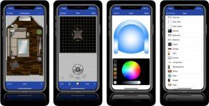 ios android εφαρμογές διακόσμησης