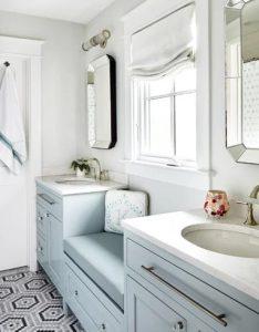 καναπεδάκι στο μπάνιο,exypnes-idees.gr