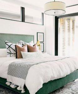 μοντέρνα διακόσμηση δωματίου σε διαμέρισμα