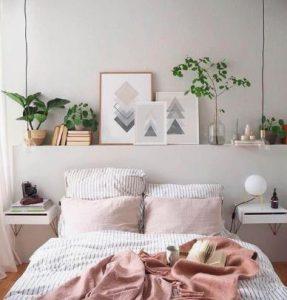 μοντέρνο υπνοδωμάτιο
