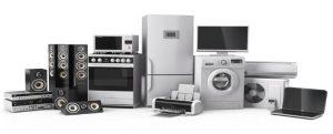 οικιακές ηλεκτρικές συσκευές