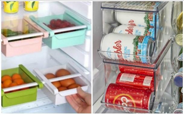 οργάνωση ψυγείου έξυπνες ιδέες