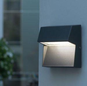 φώτα εξωτερικού χώρου με αισθητήρα