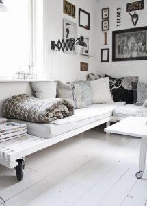 ξύλινες κατασκευές καναπές