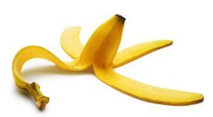 φλούδες μπανάνας ως λίπασμα για τα φυτά