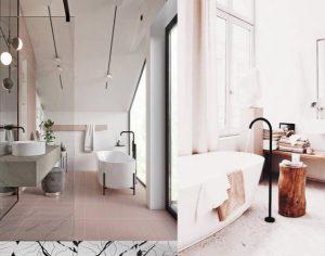μοντέρνες μπανιέρες για την διακόσμηση του σπιτιού