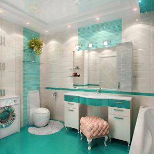 φωτεινό μπάνιο χειμερινές τάσεις διακόσμησης μπάνιου 2020