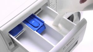 καθαρισμός συρταριού απορρυπαντικού πλυντηρίου ρούχων