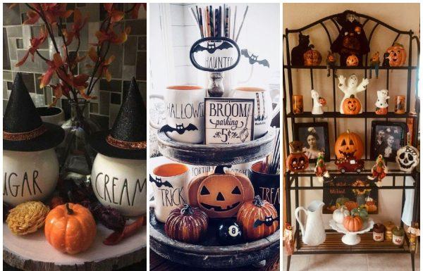 ανατριχιαστικές ιδέες διακόσμησης για το Halloween