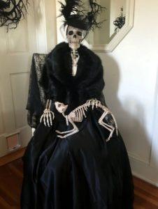 χήρα σκελετός