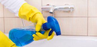Καθάρισμα μπανιέρας