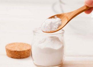 Μαγειρική σόδα και αλάτι