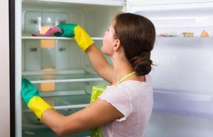 ψυγείο καθαριότητα