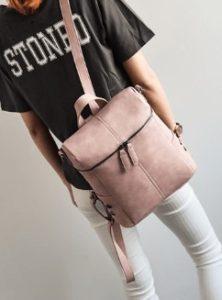 ροζ τσάντα, ediva.gr