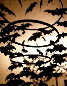 στεφάνια από νυχτερίδες