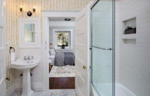 συμβουλές καθαριότητας πόρτα ντουζιέρας