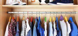 κρεμασμένα ρούχα
