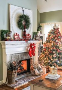 tips διακόσμηση χριστούγεννα