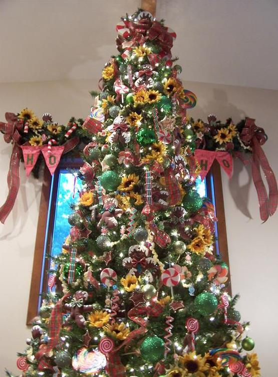 δέντρο με γλυκά