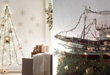 Χριστουγεννιάτικοι στολισμοί για να κάνεις το σπίτι σου να ξεχωρίζει