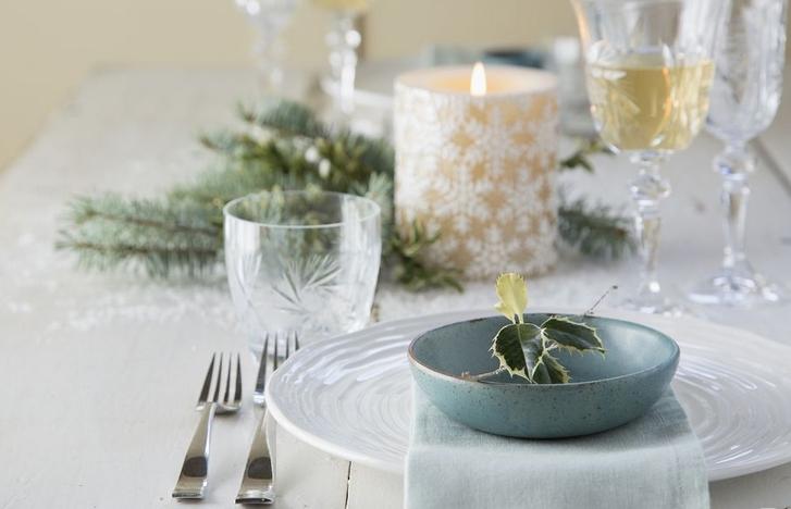 Τραπέζι με κεριά
