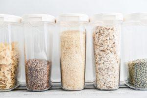 δημητριακά σε βάζα