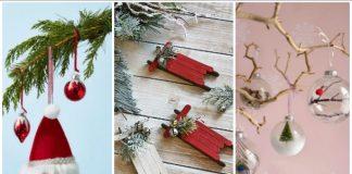 diy στολίδια διακόσμηση χριστουγεννιάτικο δέντρο