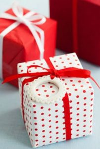 δώρα Χριστουγέννων δέντρο