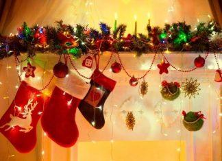 φορτωμένη διακόσμηση Χριστούγεννα λάθη χριστουγεννιάτικη διακόσμηση