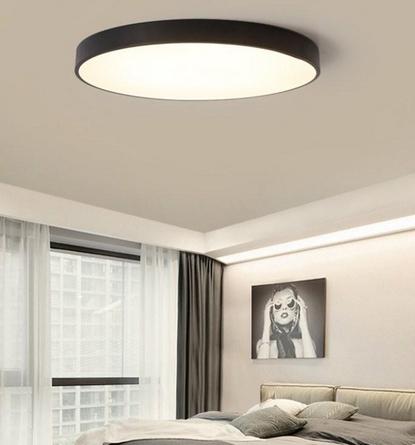 Στρογγυλό φωτιστικό οροφής