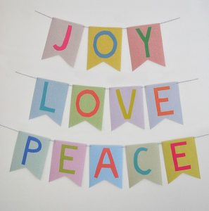joy love peace