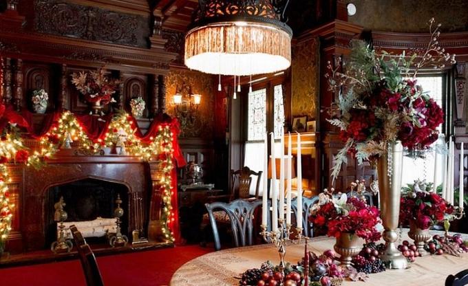 χριστουγεννιάτικοι συνδυασμοί Κόκκινο και πράσινο