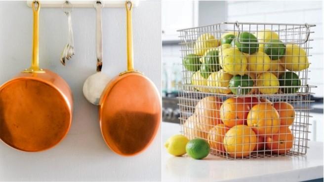tips οργάνωσης κουζίνα