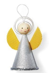 αγγελάκι δέντρο Χριστουγέννων exypnes-idees.gr