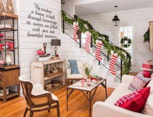 Χριστούγεννα 2019 διακόσμηση σπιτιού
