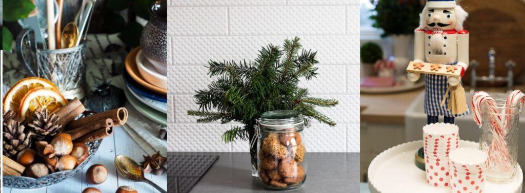 χριστουγεννιάτικα αξεσουάρ για την κουζίνα