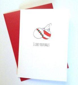 χριστουγεννιάτικη κάρτα χριστουγεννιάτικα στολίδια