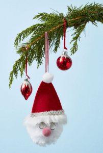 χριστουγεννιάτικο στολίδι Άι Βασίλης