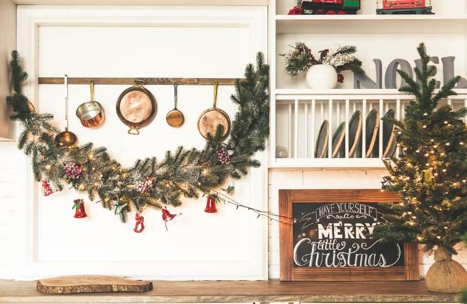 χριστουγεννιάτικες γιρλάντες