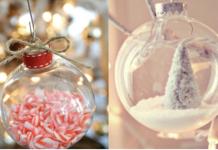 χριστουγεννιατικες μπαλες ιδεες για διακοσμηση