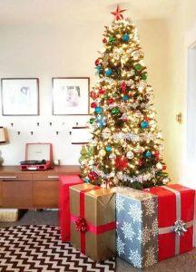 πως να προστατεύσεις χριστουγεννιάτικο δέντρο από κατοικίδια