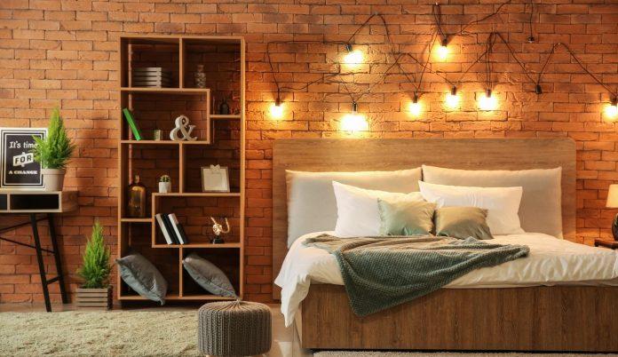 ιδιαίτερα φωτιστικά για το υπνοδωμάτιο