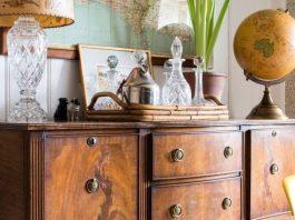 πώς να ανανεώσεις μόνος σου τα ξύλινα παλιά έπιπλα