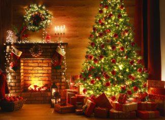 πως να τοποθετήσεις τα λαμπάκια στο χριστουγεννιάτικο δέντρο