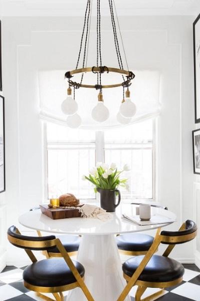 μικρή τραπεζαρία τραπέζι
