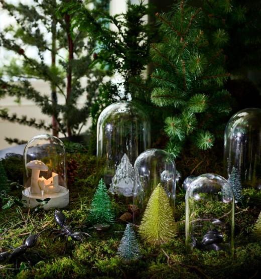 τάσεις στα χρώματα για τα Χριστούγεννα