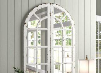 Ο πιο vintage καθρέφτης που θα δείτε ποτέ