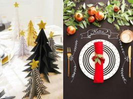 χάρτινες κατασκευές Χριστούγεννα